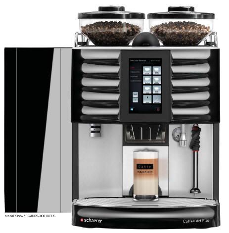 schaerer espresso machine