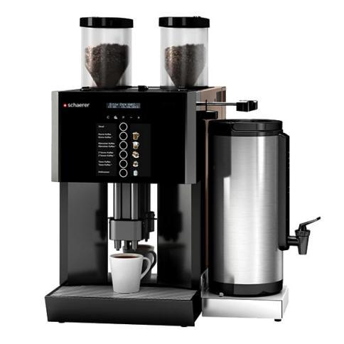 schaerer espresso machine manual